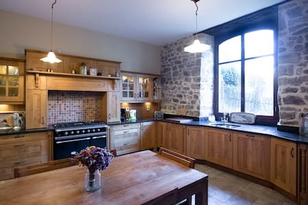 Luxury 4-Bed House in Dinan Port - Lanvallay - Hus