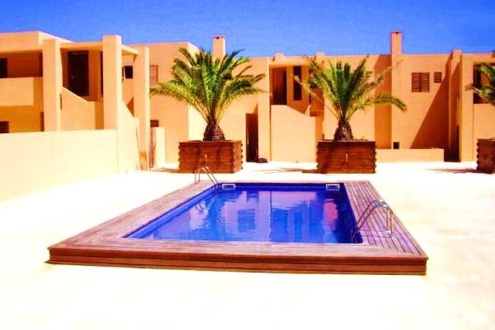 PLAYA D'EN BOSSA USHUAIA 4 ROOMS SEA VIEW - Sant Josep de sa Talaia - Apartment