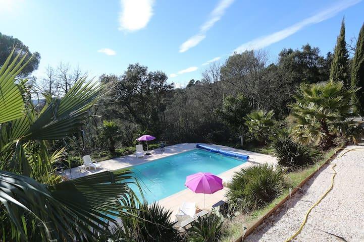 Location Villa  à Collobrières(Var) - Collobrières - Villa
