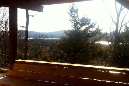 Cedar View Chalet Lake Tenkiller Ok - Park Hill