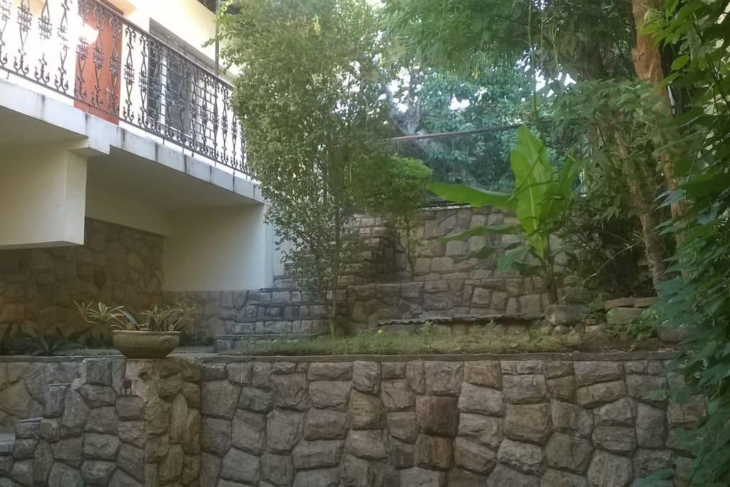 Jardins internos