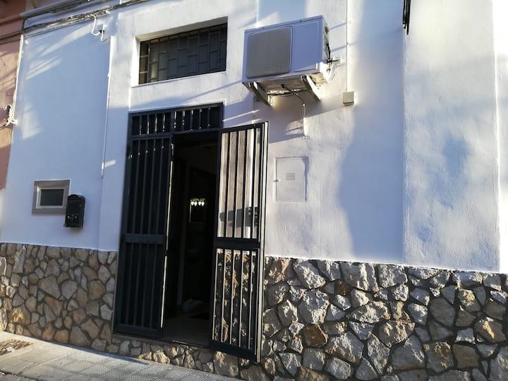 Grazioso appartamento centrale con tre posti letto