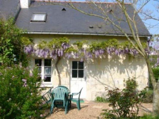 Adorable gîte en vallée de la Loire - Les Rosiers-sur-Loire - Casa