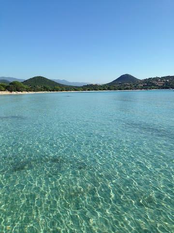 Casa al mare Santa Giulia