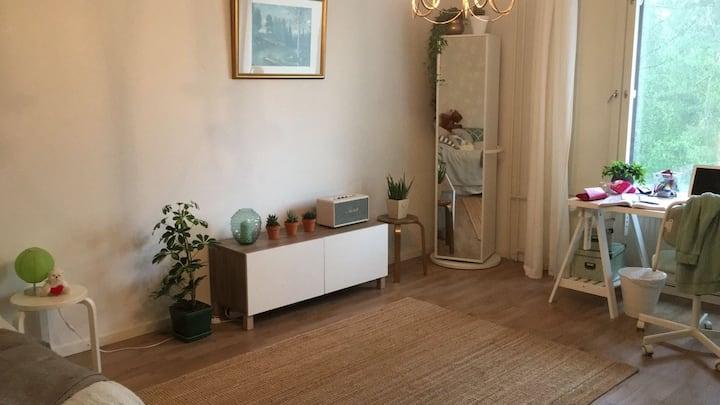 Lovely apartment in Lappeenranta