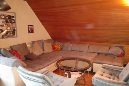 Drei Zimmer in Zweifamilienhaus - Hannover