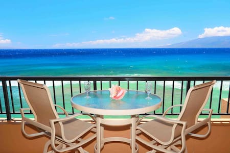 Amazing Sunsets~Direct Oceanfront Kaanapali 30%Off