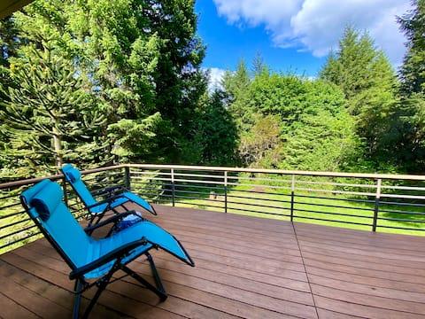 Woodland Cottage Retreat