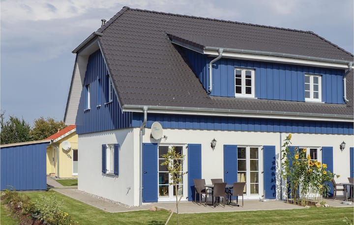 Nice home in Altefähr/Rügen with WiFi and 3 Bedrooms