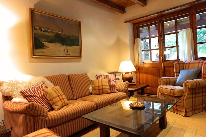 Chalet in 5 min walk from the slope. PT 41 - El Tarter - Talo