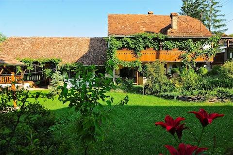 Transylvanian country house