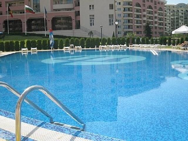 Poseidon Hotel, 1 bedroom apartment. - Sunny beach - Apartment