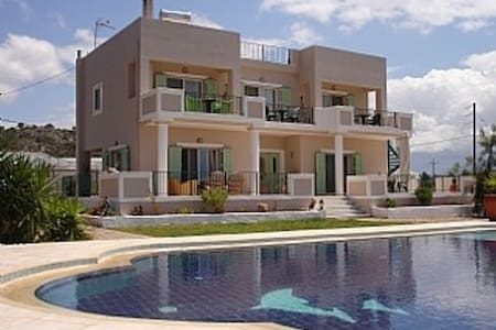 Villa Celeste pool & seaview 10% OFF EARLY BOOKING - Stavros
