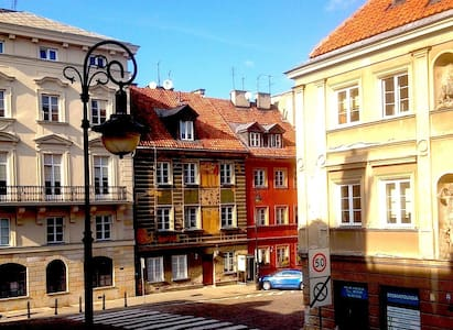 Studio Freta, Old Town, WiFi, quiet at night - Warsaw - Apartment