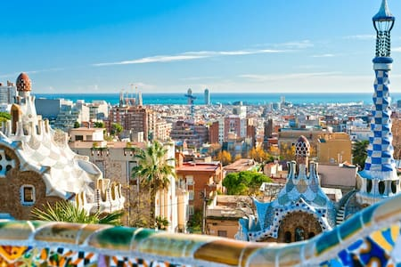 Se alquila habitación cerca del parque Guell 2 - Barcelona - Appartement