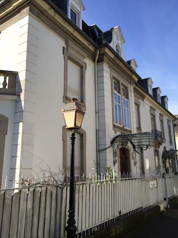 Appartement dans maison de maître - Mulhouse - Pis