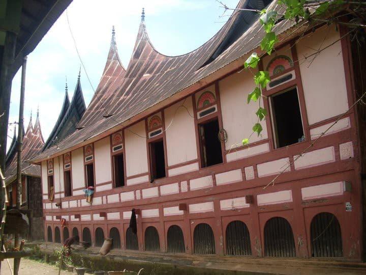 Simabua Tigo Surau