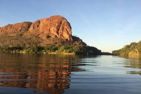 Lake Kununurra Chalets no2