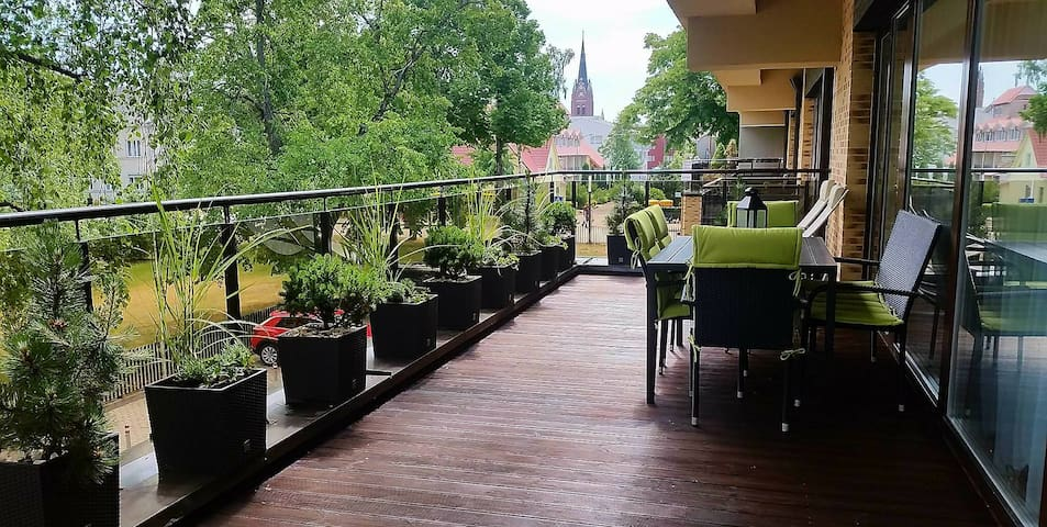 "Apartment ""Gopalanga"" in town centre of Palanga"
