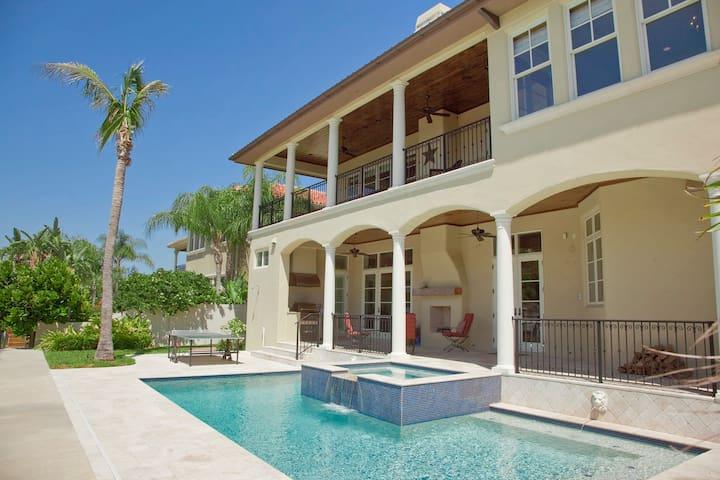 Tampa Waterfront Estate