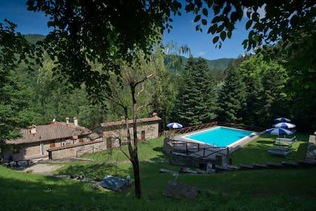Residence Tuscany Mugello 7pax-n. 1 - Scarperia - Apartment
