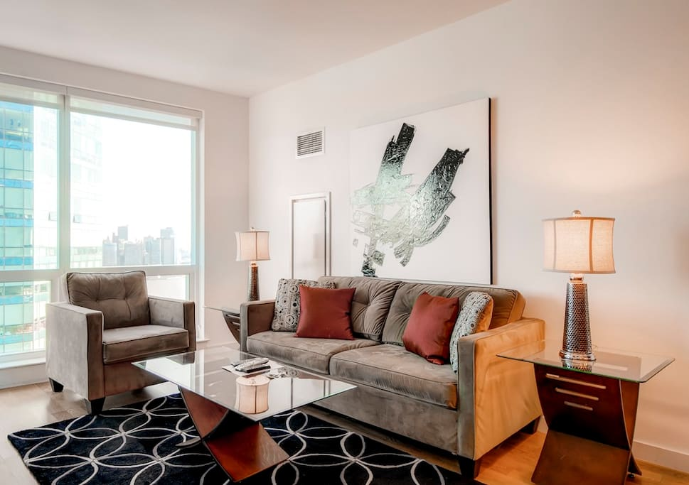 Lux Jersey City Waterfront 2 Bedroom W Pool Wifi Apartments For Rent In Jersey City New