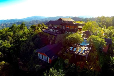Otters Cottage, Sinurambi Bed & Breakfast - Bahagian Pantai Barat - Chalet