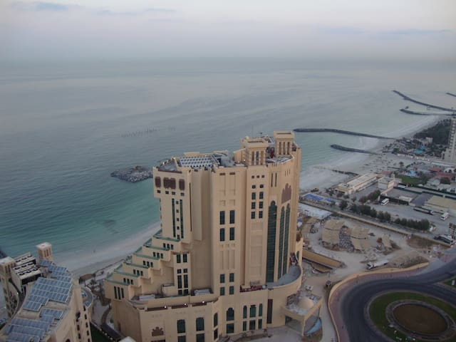 Modern with an amazing sea view - Ajman