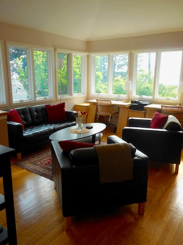 Beautiful Berkeley Hills Apartment - Berkeley - Apartment