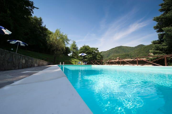 Residence Tuscany Mugello 7pax-n. 2 - Scarperia - Apartment