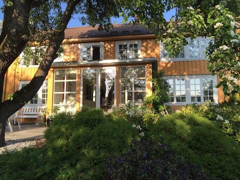 Unique house on idyllic Bakklandet