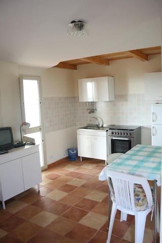 appartamento vista mare - gizzeria - Casa de campo