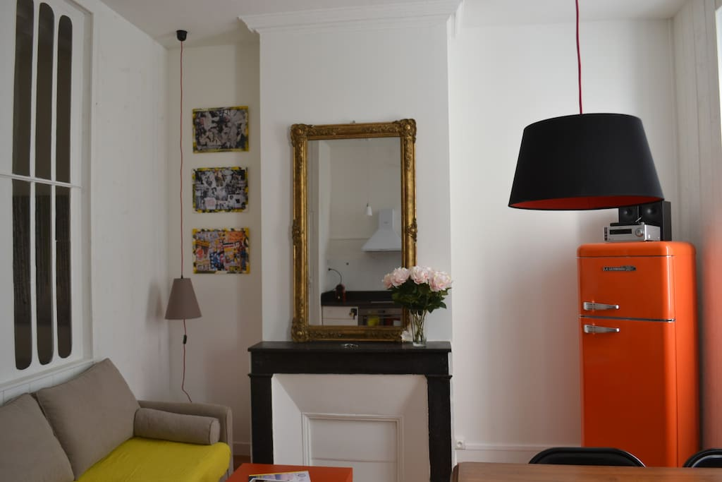 Superbe t2 bordeaux centre appartements louer for Appartement t2 bordeaux location