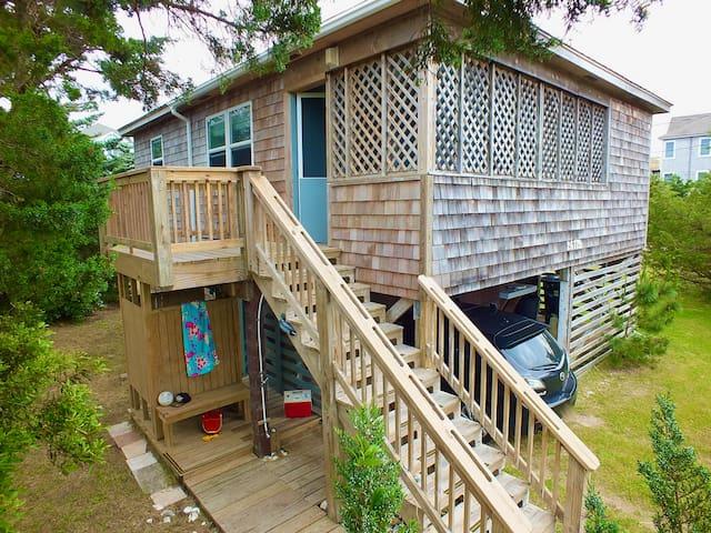 Mann Cottage