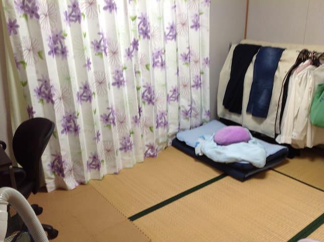 昔ながらの日本のお部屋