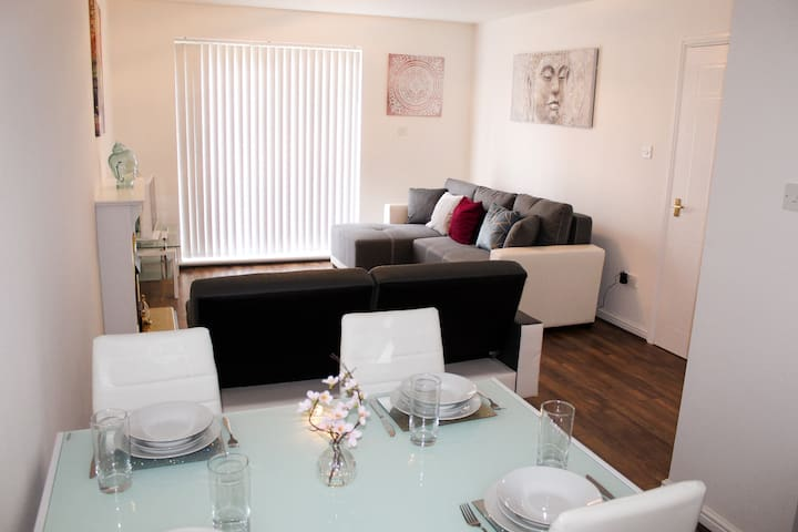 Liverpool Dockside Apartment