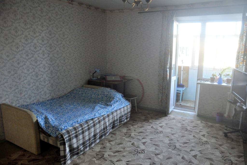 зал-спальня