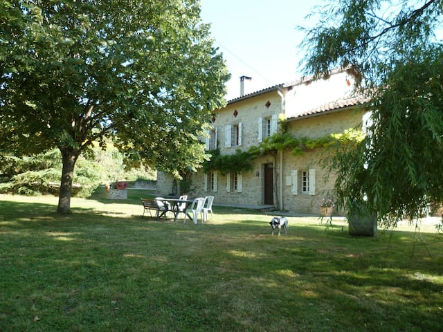 Gîte de charme pour deux personnes - Cambon-lès-Lavaur - House