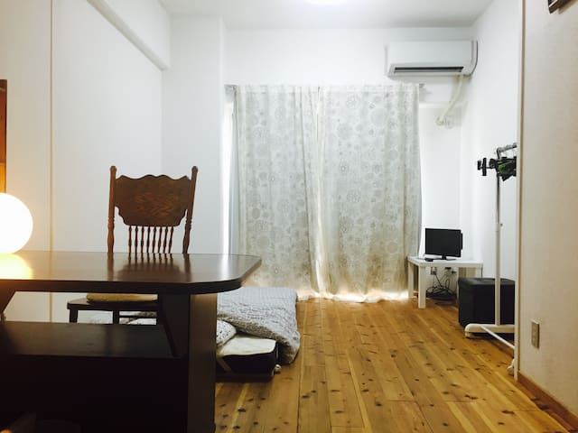 Private apartment in the heart of Takamatsu - Takamatsu-shi - Apto. en complejo residencial