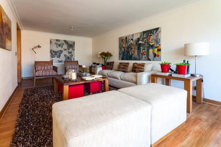 Confortable Suite Vitacura - Vitacura - Leilighet