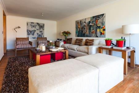 Confortable Suite Vitacura - Vitacura - アパート