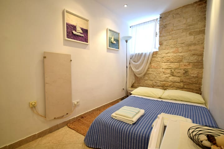 Unique and charming room in Rovinj