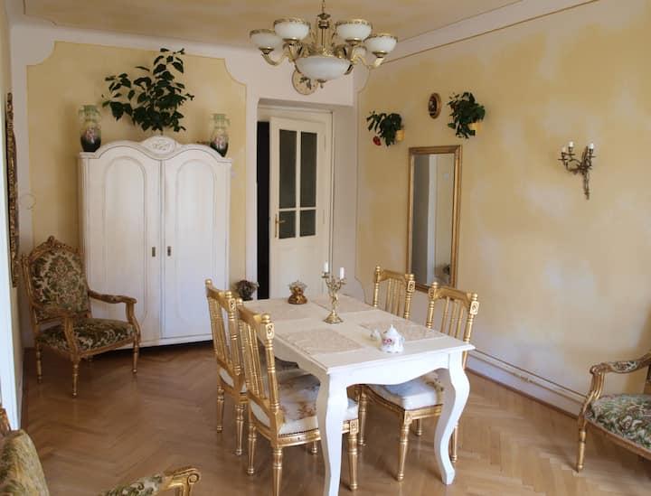 A Genuine Romantic Apartment