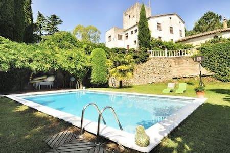 Casa de campo con piscina privada - Talo