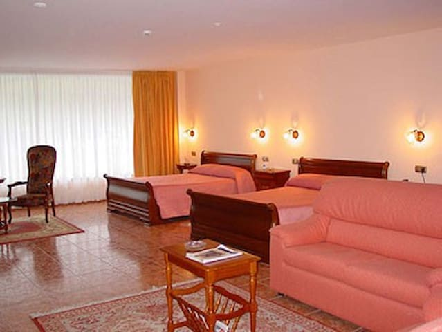 Suite Privada. - Encamp - Bed & Breakfast