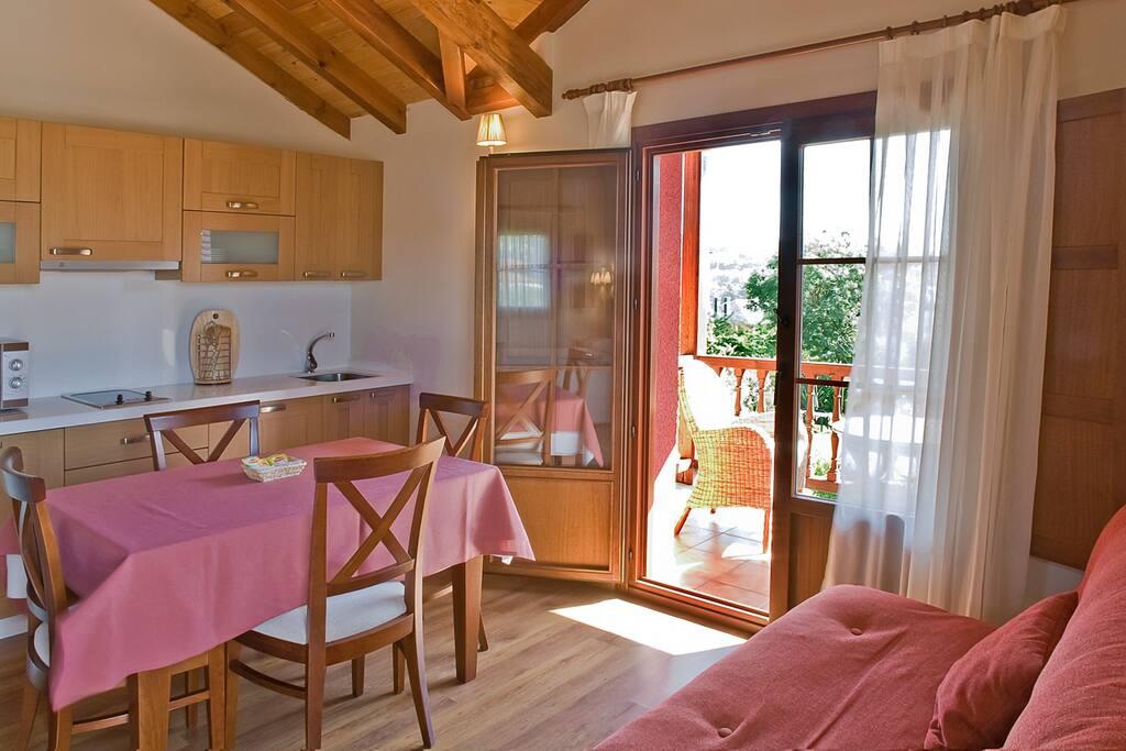 Apartamentos rurales antojanes centro de asturias apartamentos en alquiler en siero - Apartamentos baratos asturias ...