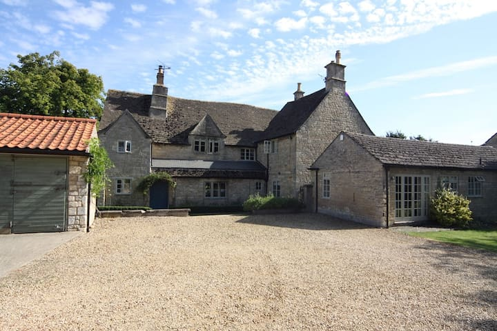 Rectory Farm Annexe Bed & Breakfast - Castle Bytham, Grantham
