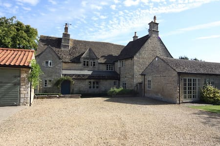 Rectory Farm Annexe Bed & Breakfast - Castle Bytham, Grantham - 家庭式旅館
