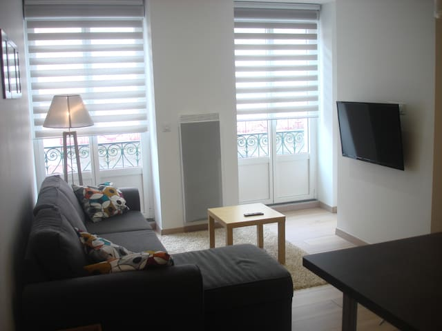 Cosy T2 + cabine HYPERCENTRE - Cauterets - Appartement