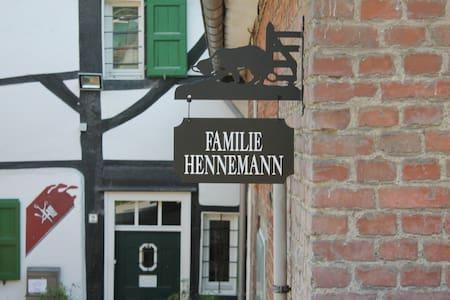 Ausspannen auf Gut Kamphausen, Haan - Haan - Leilighet